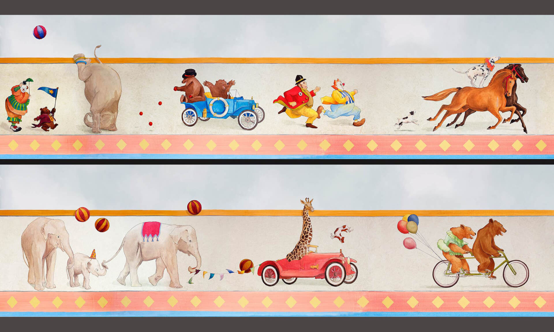Circus Train 3-2 Lena Fransioli