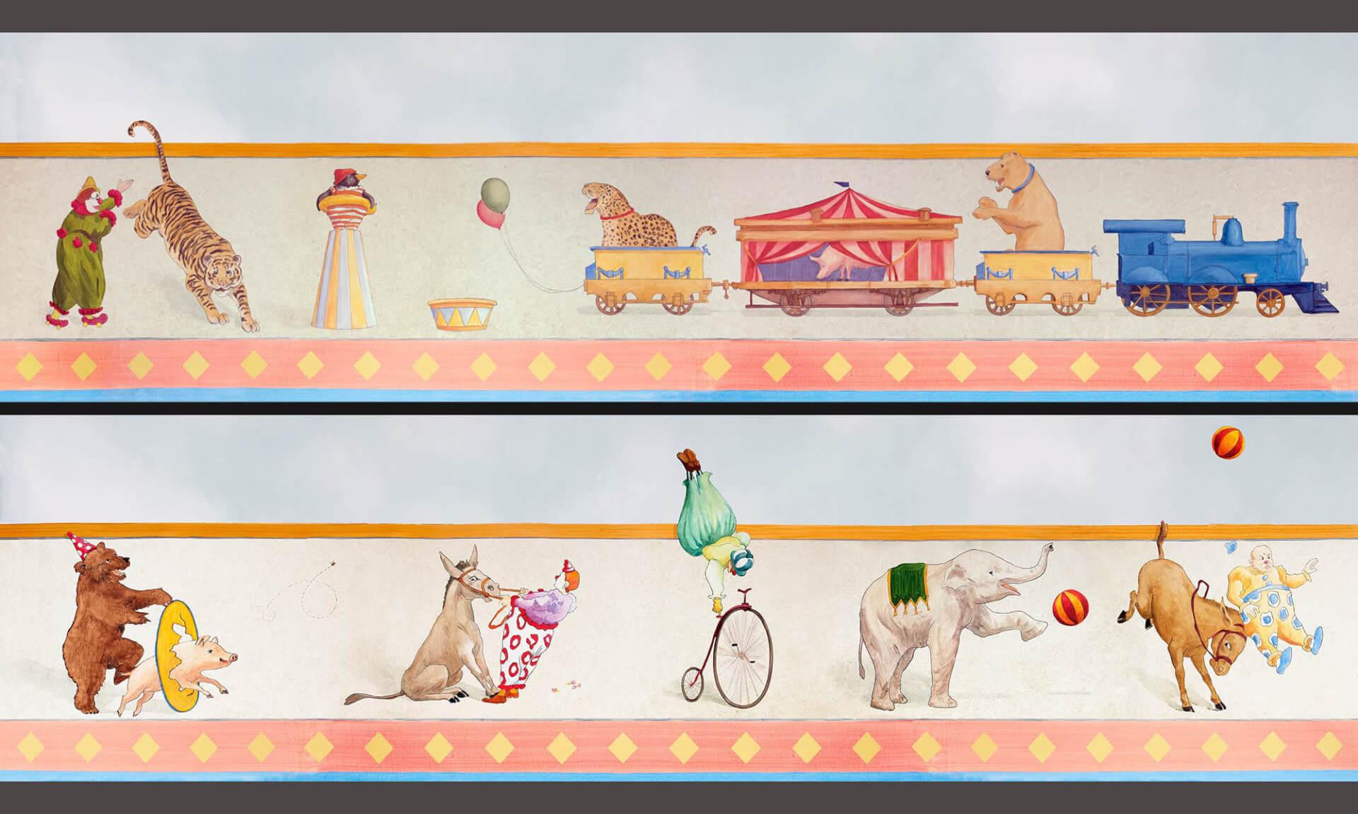 Circus Train 4 Lena Fransioli