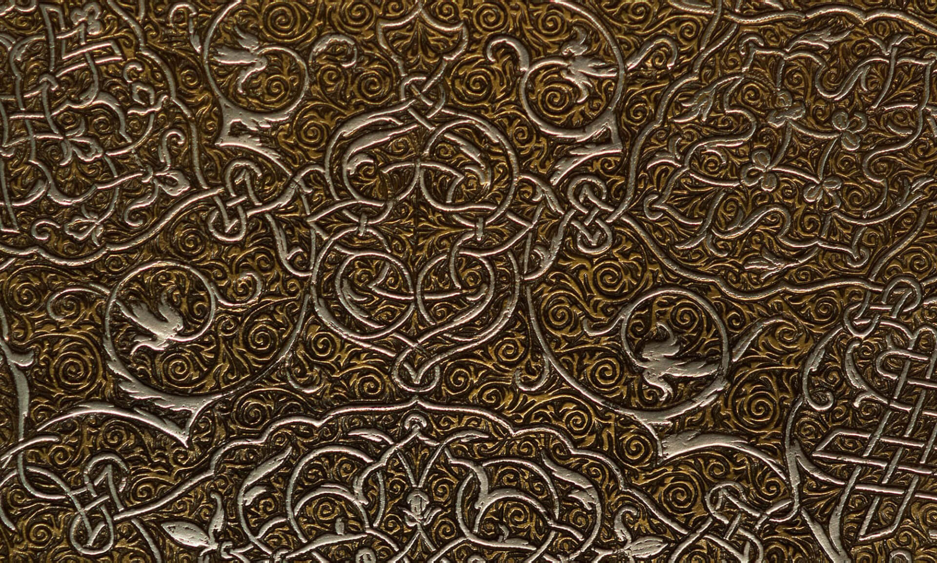 15th Century Metal Work (DE9602) Detail Doug Garrabrants