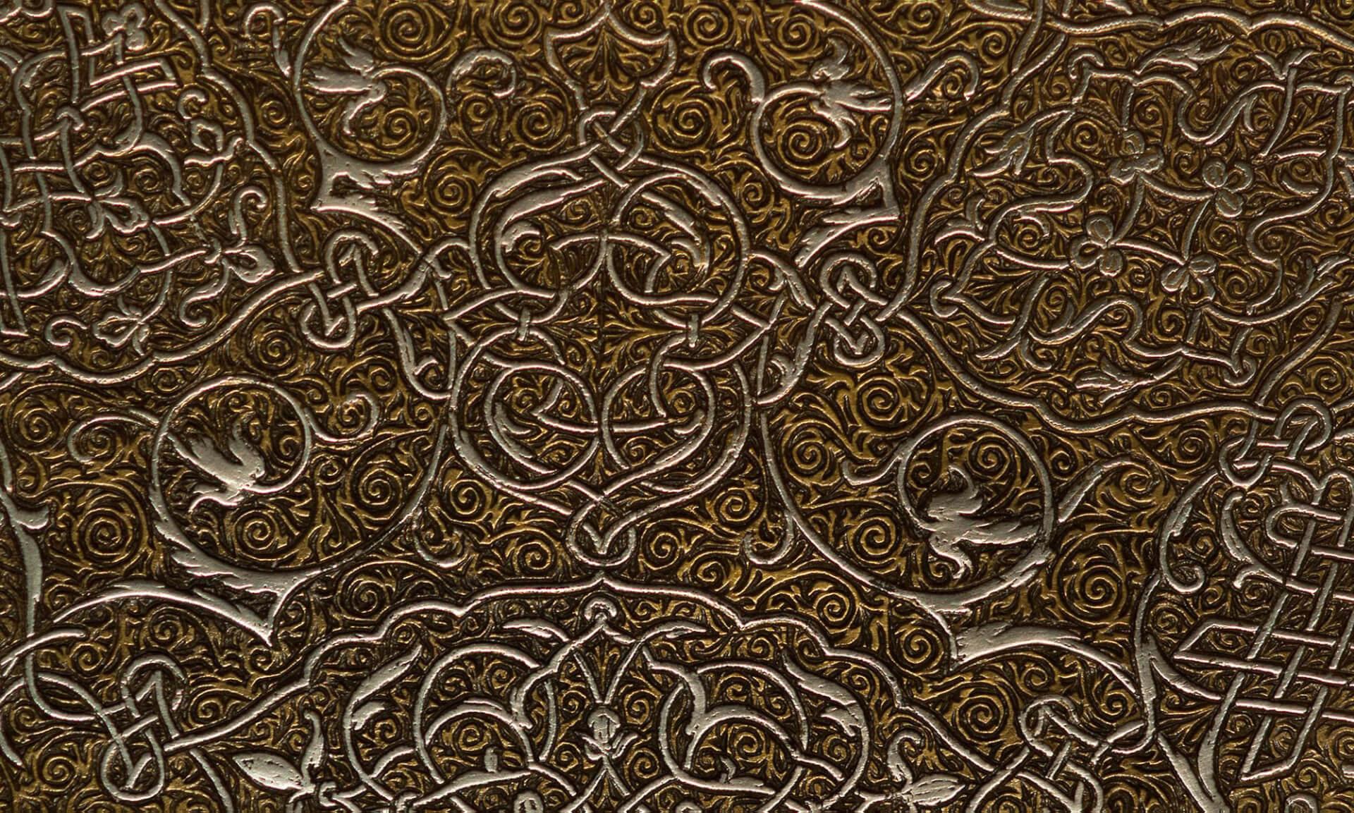 15th Century Metal Work (DE9602) Detail Doug Garrabrants