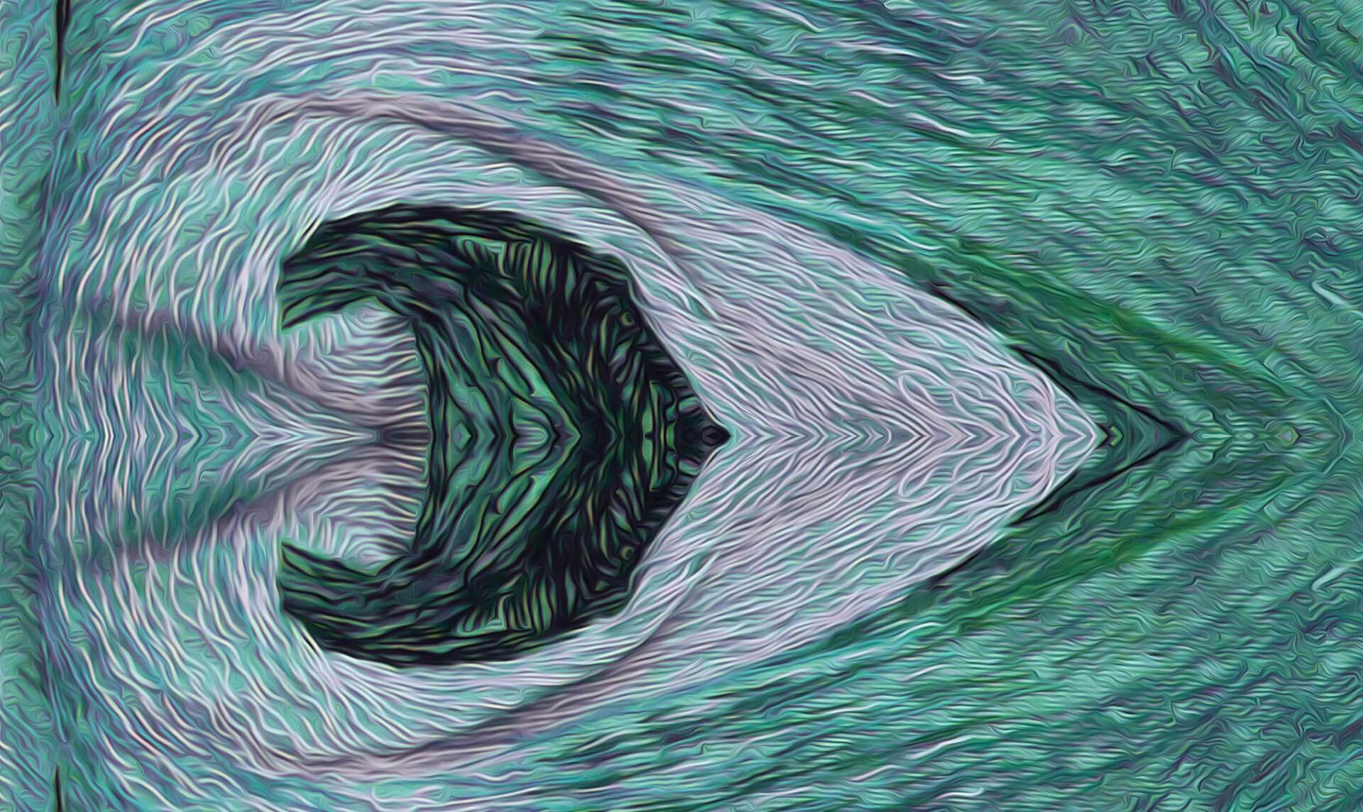 Ayana (DE0911-Blue-Green) Doug Garrabrants