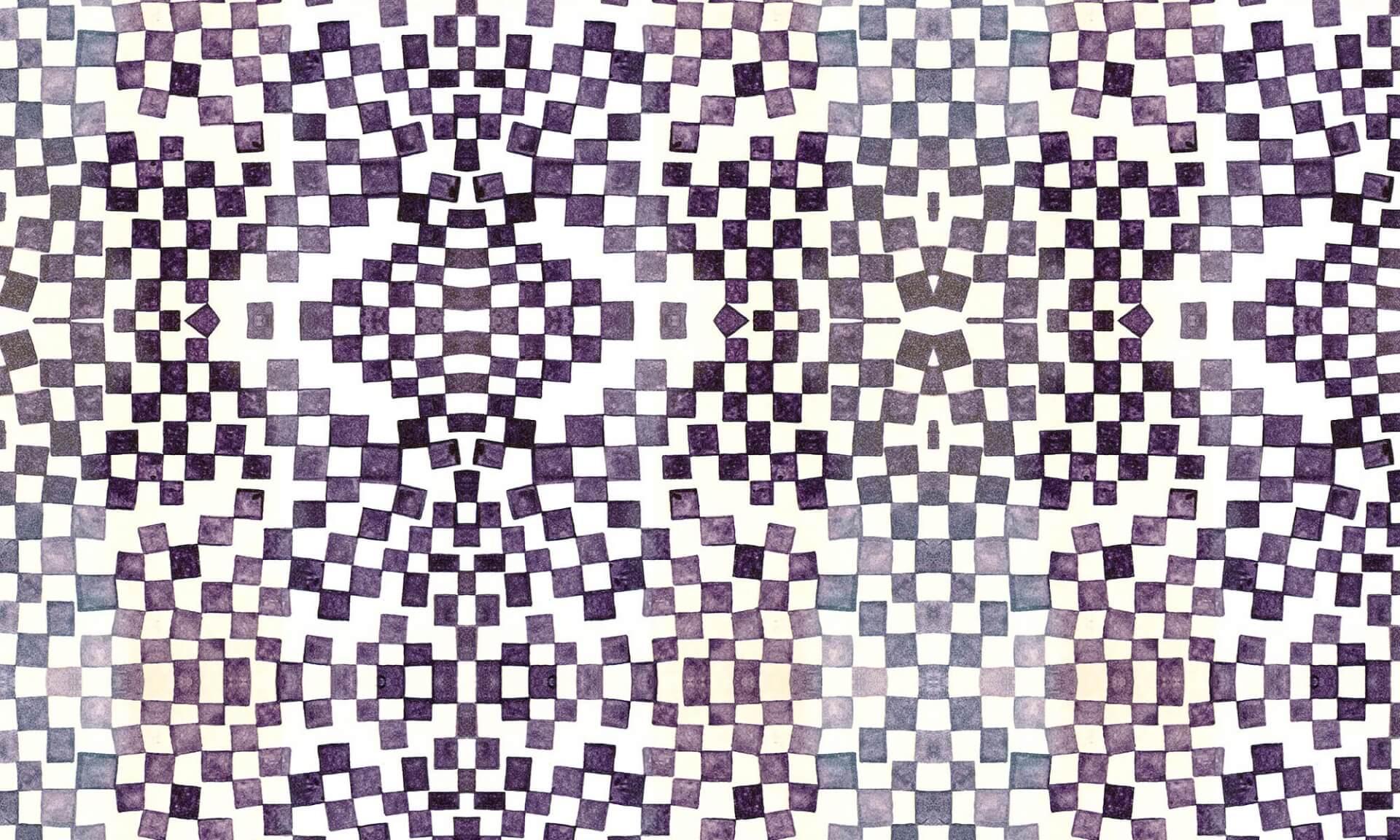 Checkers (DE9022) Doug Garrabrants