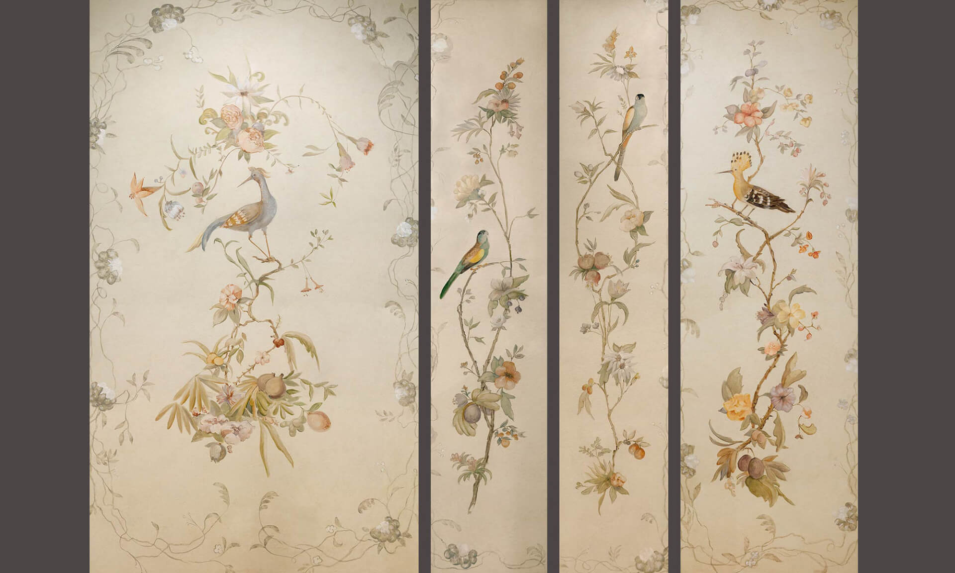 Lilly (French Panels) 4, 5, 6 & 7
