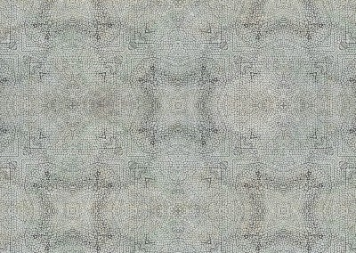 "Nature's Lace Glaze-(SA5492) : This lacey design was created from a sea fan. It is amazing what a shift of 45 degrees does to the look of the pattern. The max. repeat size is 49.5"". You can choose any color or texture for the background. © 2014 Doug Garrabrants"