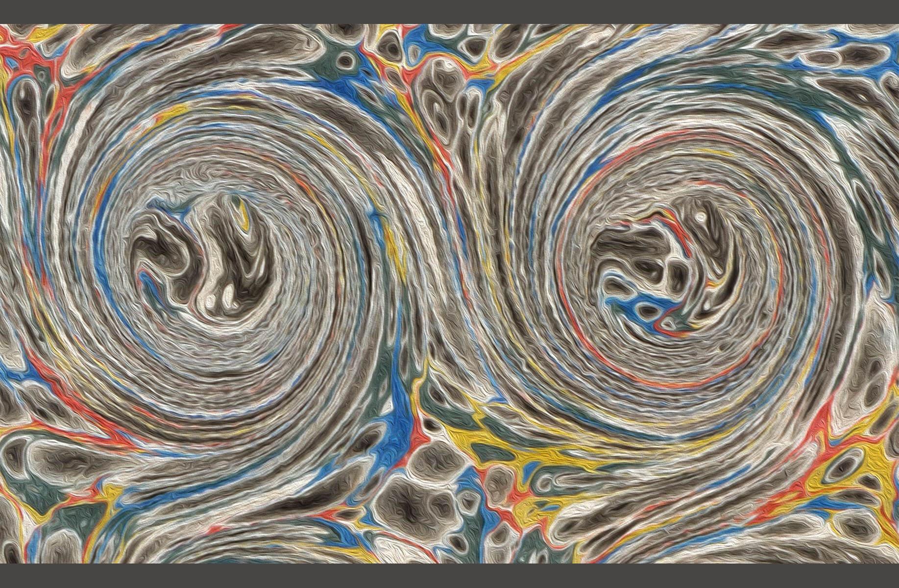 Ink Swirl (DE4690) Doug Garrabrants