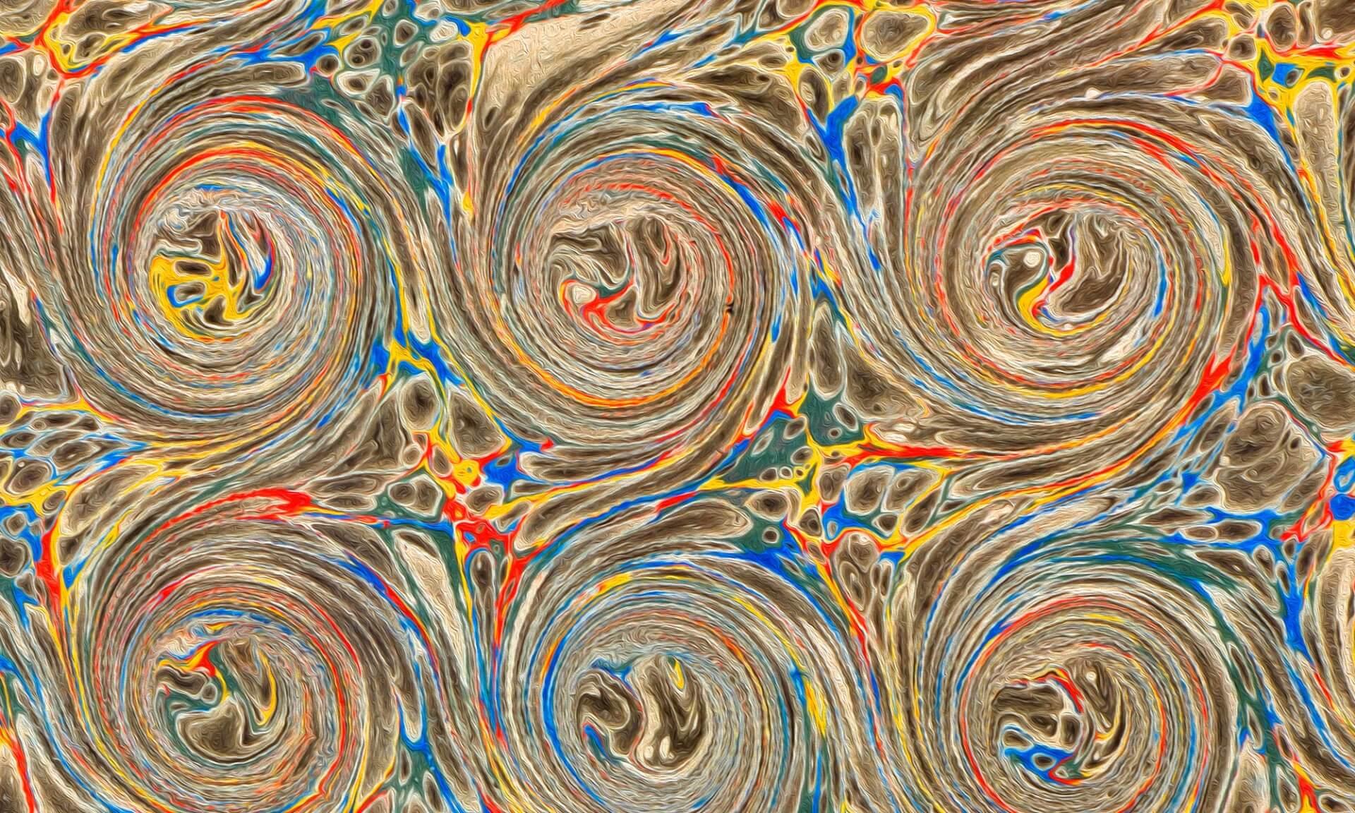 Ink Swirl (DE4690) Hue/Sat Doug Garrabrants
