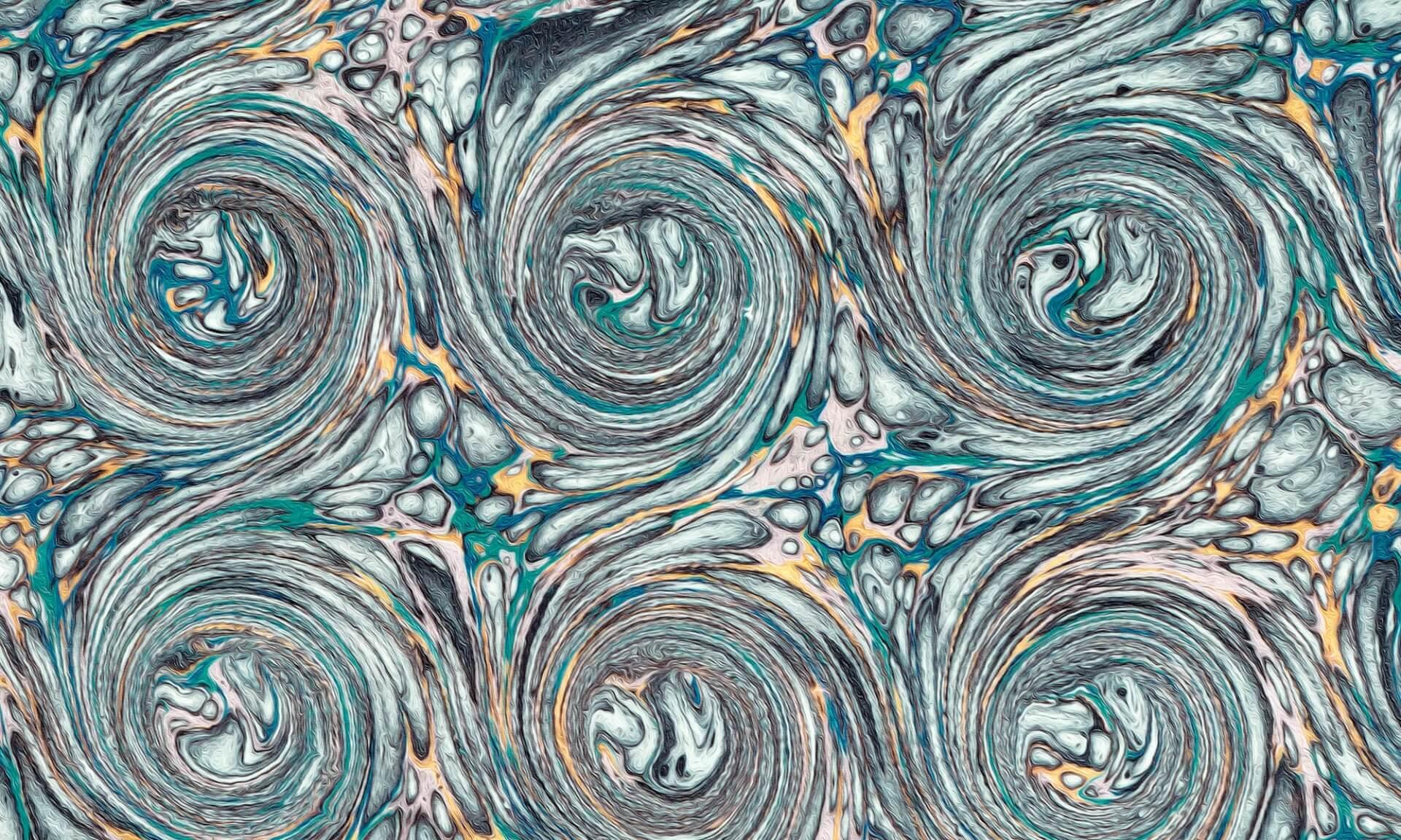 Ink Swirl (DE4690) Detail 5 Doug Garrabrants