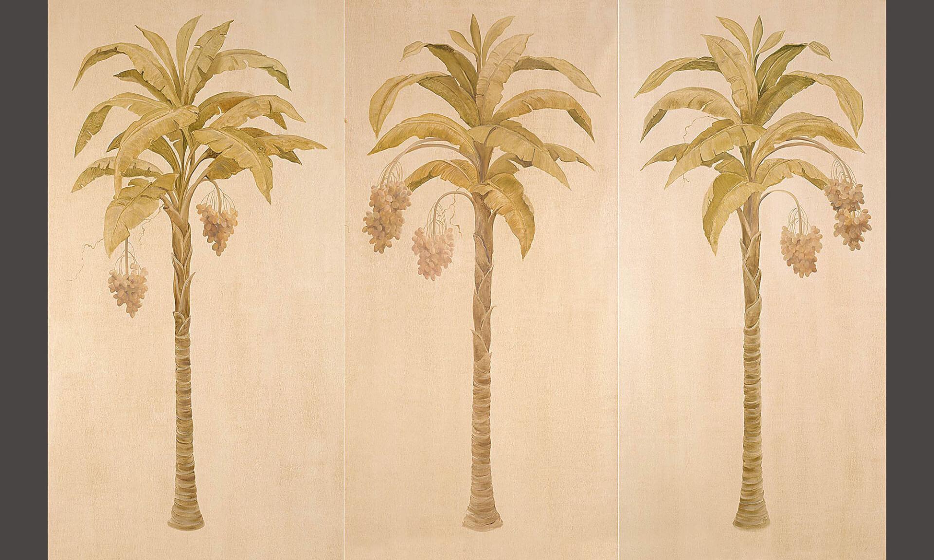 Date Palm 001 Lena Fransioli Mural