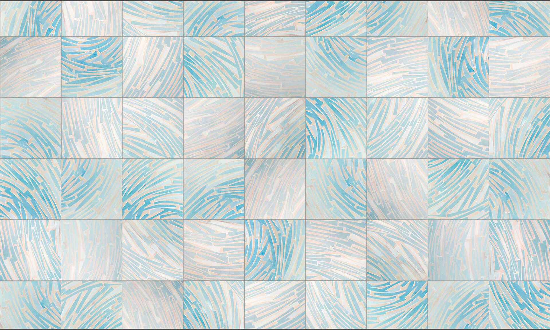 Art_Deco_Blue_Glass-DE4249-Square Doug Garrabrants