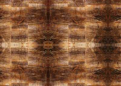 "Dutch Metal-3x3 (SB2020) : Pattern created from Dutch Metal (faux gold leaf) with a max repeat of 10"". © Doug Garrabrants 2012"