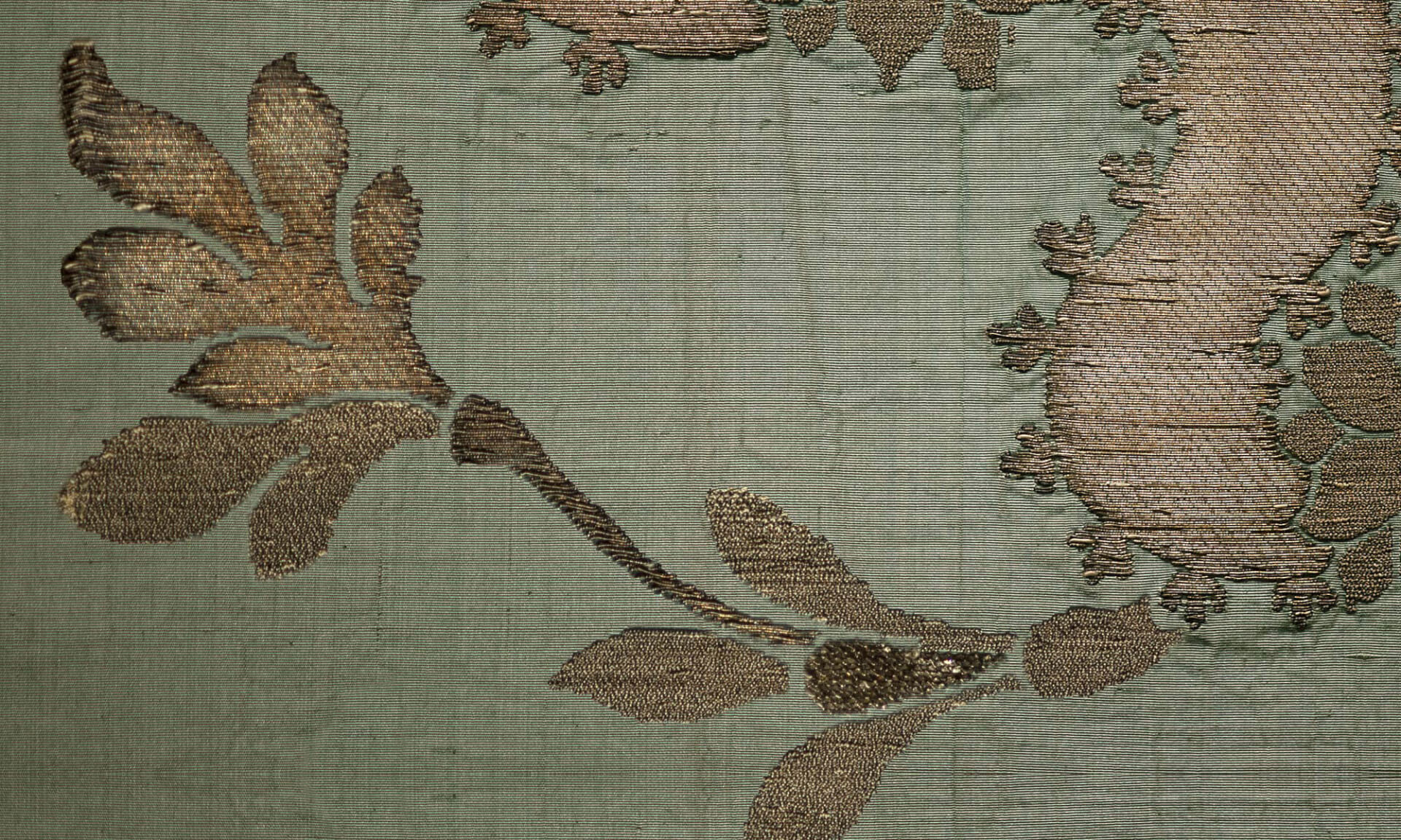 Lidia Silk Brocade Doug Garrabrants