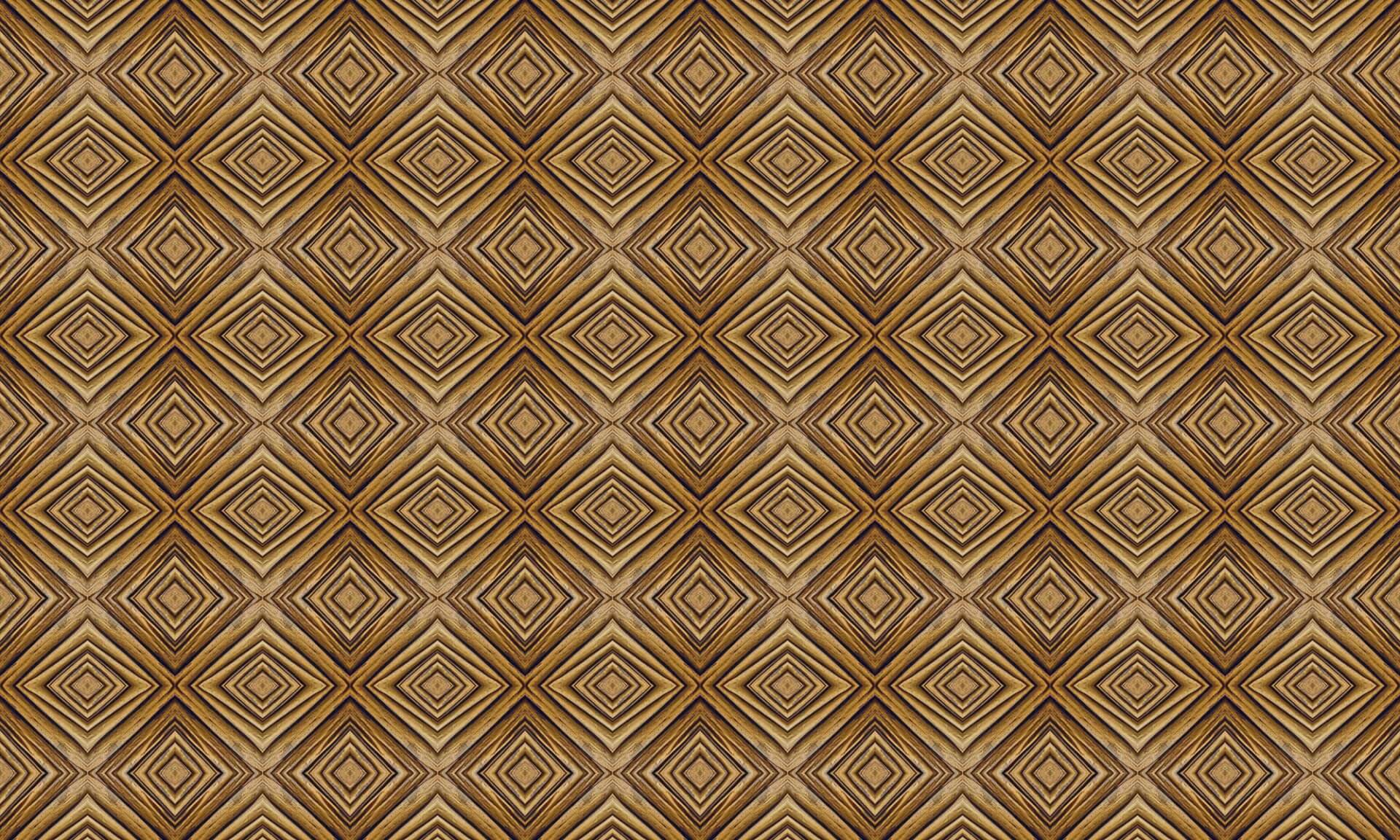 Wacky Wood Paneling (DE0594)-Diamond Doug Garrabrants