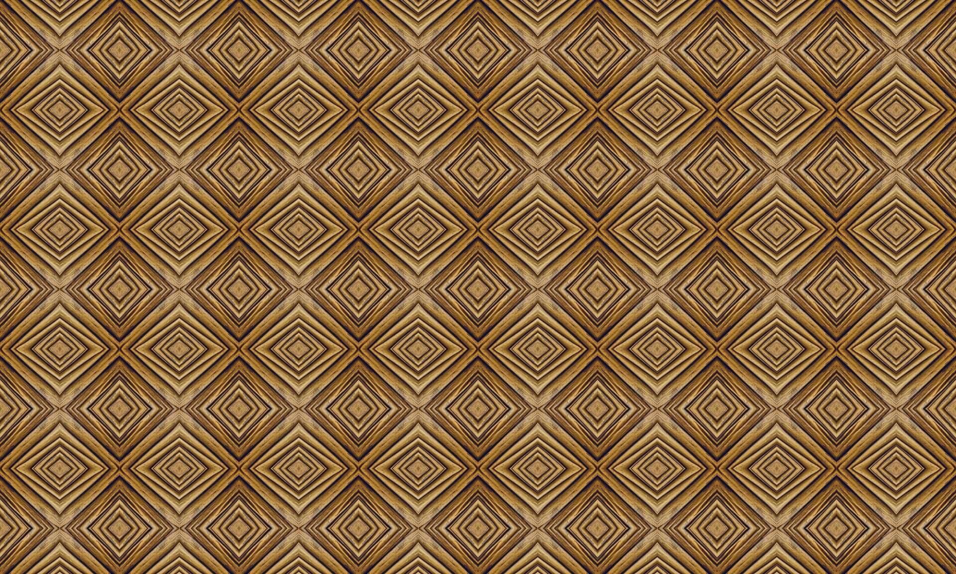 Wacky Wood Paneling (DE0594)-Diamond Doug Garrabrants