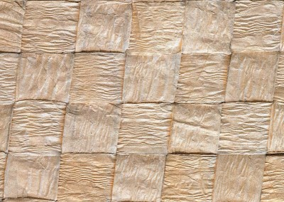 "Silk Basket Weave (DE0915)-Detail : Woven silk with a 20"" x 30"" repeat and a 2"" drop. © 2015 Doug Garrabrants"