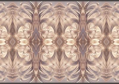 "Flight (DE9052) : Glass bird pattern where the max repeat is 38"" x 66.25"".  © 2014 DOUG GARRABRANTS"