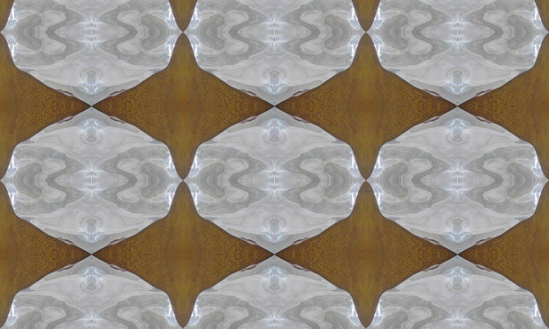 Silver & Rust MA0289 Doug Garrabrants