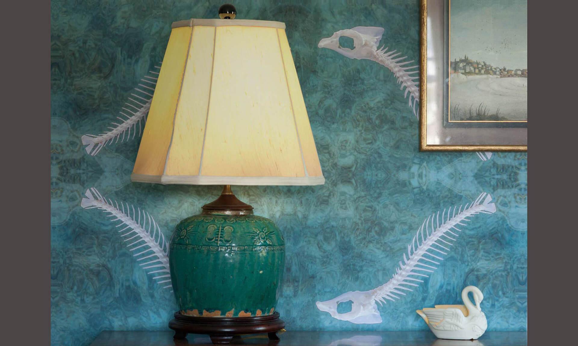 Ghost Fish Doug Garrabrants