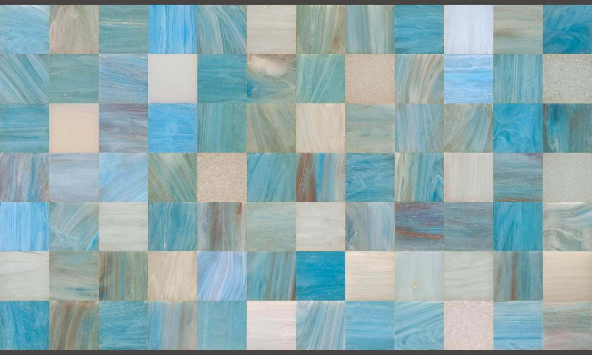 Glass Tile Doug Garrabrants