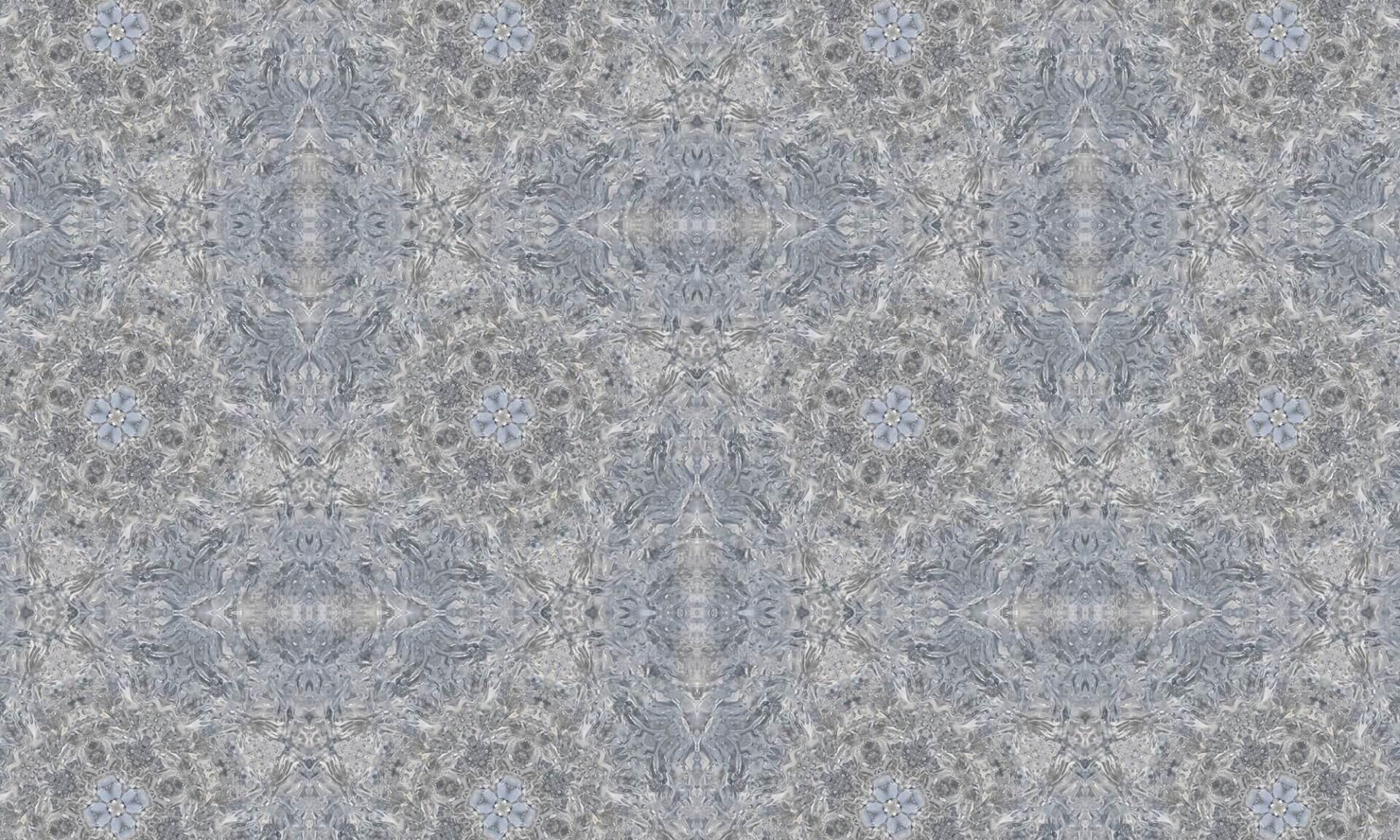 Ice Flowers (Octagon)