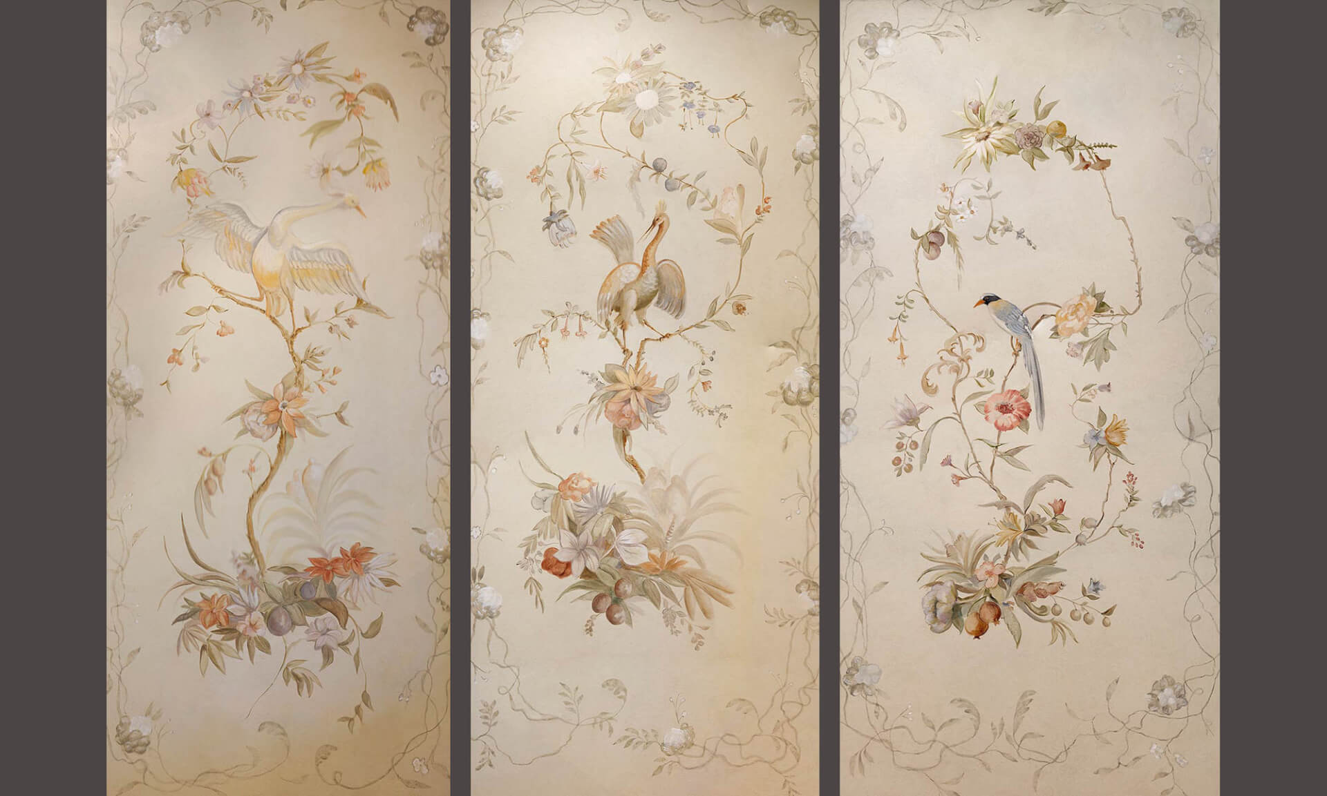 Lilly (French Panels) 1, 2 & 3