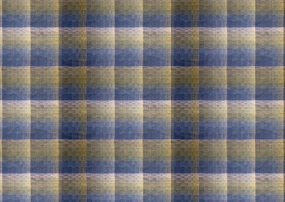 """Escher (DE9444) : For the hand woven look of an upholstered wall, Escher come in several color ways. The repeat is 28"""" x 19"""" with each rectangle approximately 7"""" x 9.5"""". © 2014 Doug Garrabrants"""