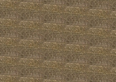"Brushed Brass (NMS0573) :  This wallpaper pattern is a repeat of a brushed brass plate in an antique clock. This metalic wallpaper pattern has a max 25"" repeat with a 1/3rd drop. © 2014 DOUG GARRABRANTS"