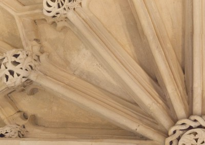 Cathedral Ceiling (Detail-2) : Raise the ceiling in your library or foyer and enrich your house with a feeling of history. © 2014 Doug Garrabrants