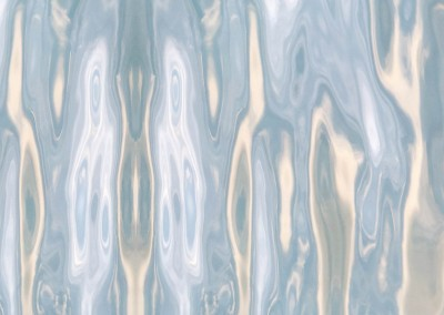 """Watermark (NA0561) Detail : Water can create some dazeling patterns and colors. With """"watermark"""" I use reflections on water to create the patterns and colors of silk in a large scale."""
