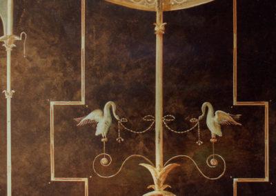 Hendrix - Boscotreacase Frescoe Detail