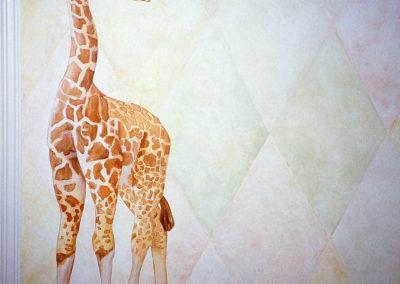 Harlequin Pattern / Animals