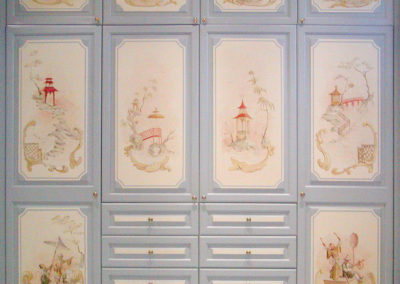 Chinois Cabinet