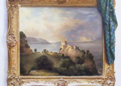 Glen Urquhart Castle Mural