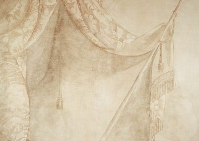 Grisaille Tent