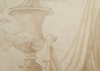 Grisaille Urn