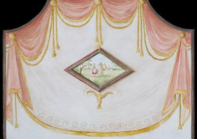 Colonial Head Board