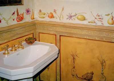 Kornfield Powder Room
