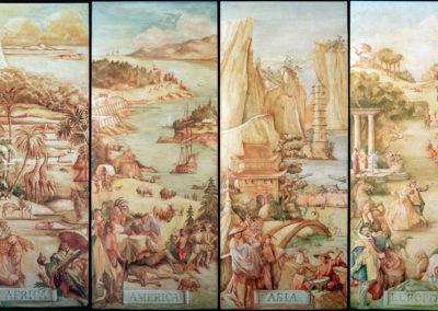 Langham - Panels