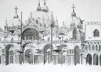 Piazza San Marco Panels