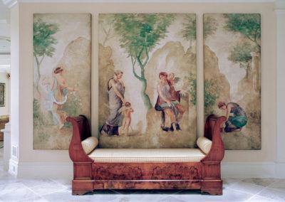 Pompeian Panels