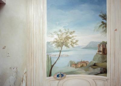 Sitting Room Mural