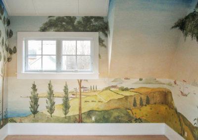 Zinka's Mural