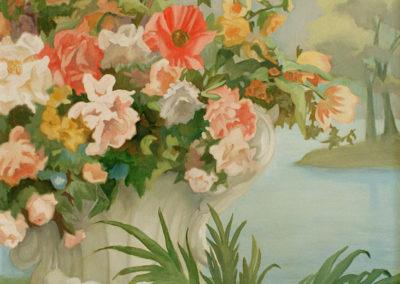 Zuber Wallpaper style Mural