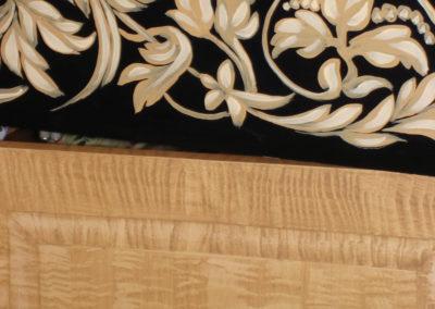 Painted Furniture Detail