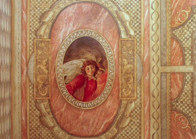 Renaissance Powder Room