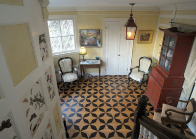 Foyer Floor