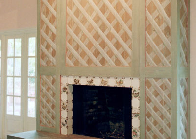 Trellis Mantle
