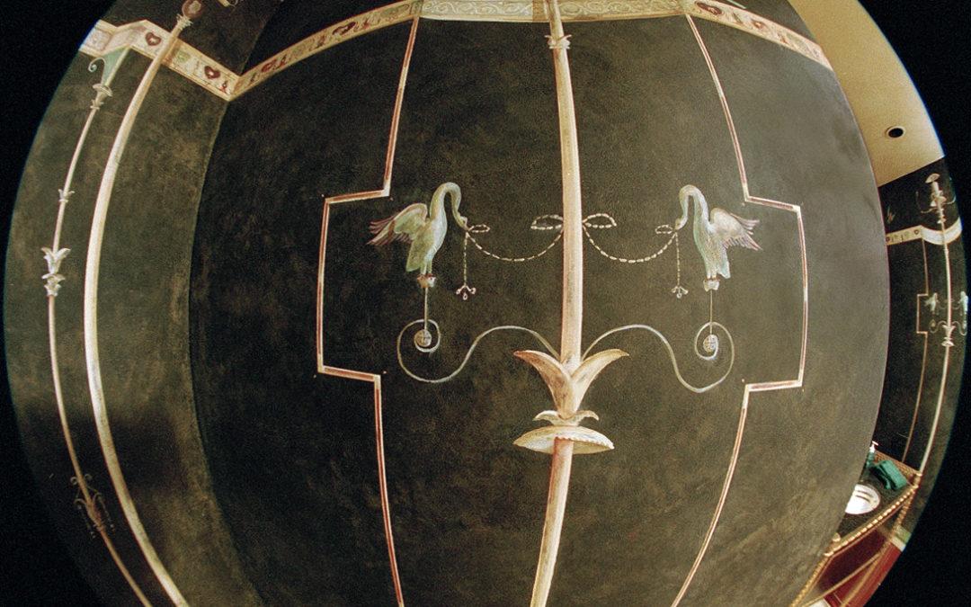 Fresco – From The Imperial Villa at Boscotrecase